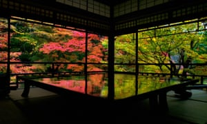 Rurikoin temple in Kyoto.
