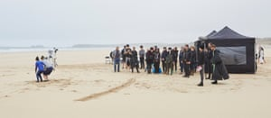 Project: Breakthrough Journeys - Molly Windsor On Set of Make Up Location: St Ives Bay Holiday Park, St Ives, Cornwall Date: Tuesday 15 May 2018 - 0. Make Up BAFTA Wide