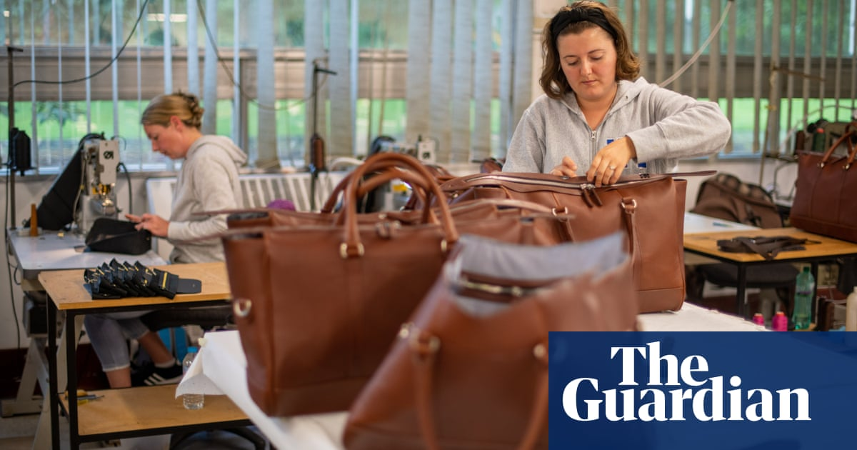 Why the new era of British fashion is all about the factory