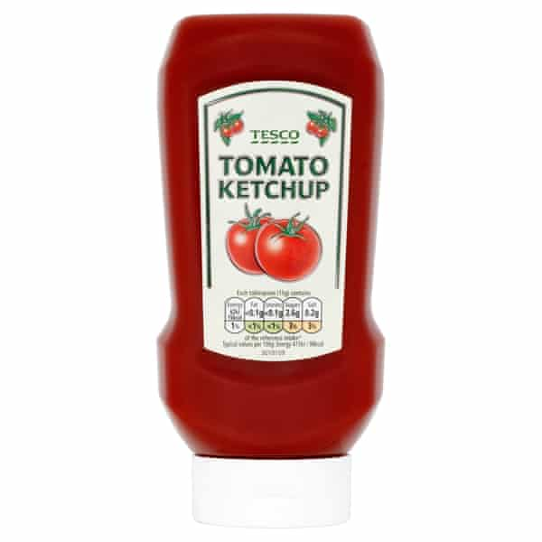 Tomato Ketchup The Best And Worst Taste Test Snacks The Guardian