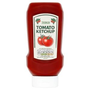 Tesco Ketchup