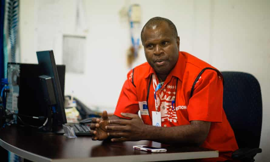 Russell Tamata, the media focal point of the Vanuatu government's Covid-19 advisory team, says that if the virus arrives it would be a 'disaster' for the country.