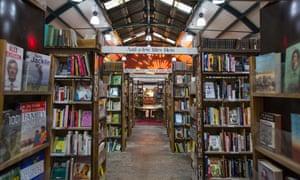 An independent bookshop