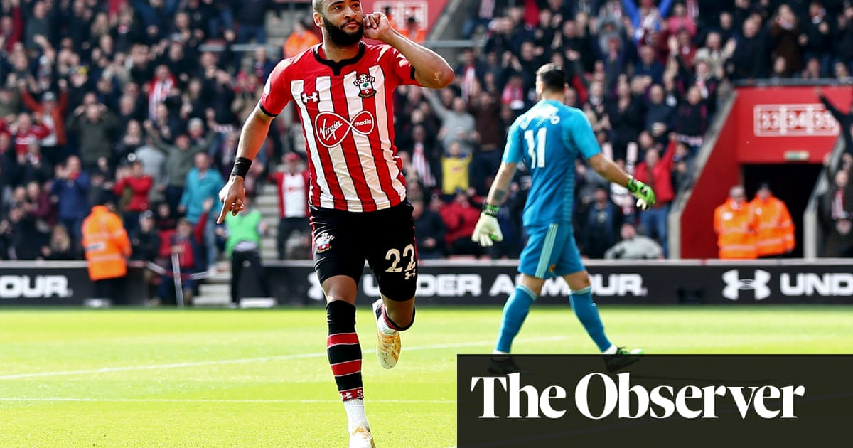 Nathan Redmond Hauls Southampton Towards Safety With Win