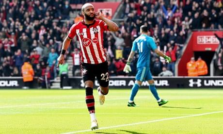 Nathan Redmond hauls Southampton towards safety with win over Wolves