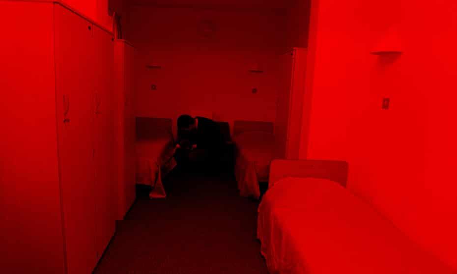 Inside immigration detention centres