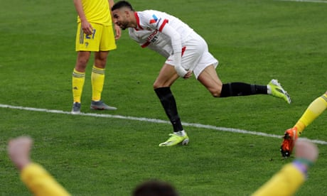 En Nesyri is outscoring Messi at Sevilla – the club where players grow | Sid Lowe