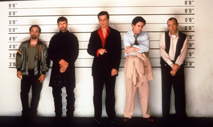 How we made The Usual Suspects   Bryan Singer   The Guardian