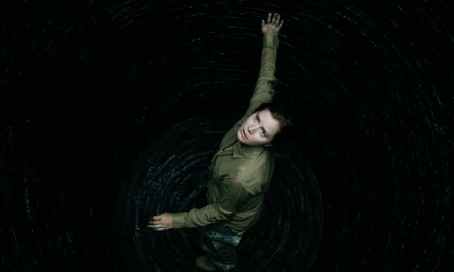 Amy Adams in sci-fi drama Arrival.