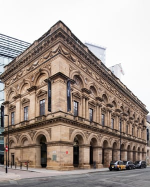Free Trade Hall, Peter Street, Manchester.