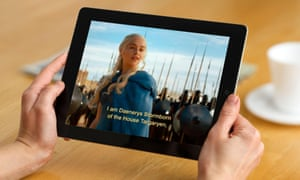 Services such a Netflix are likely to be captured by a state and federal push to charge GST on downloads.
