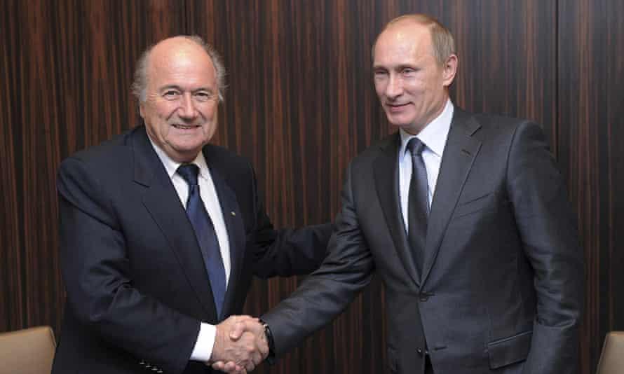 Putin & Blatter