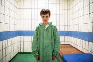 Billy Barratt in Responsible Child