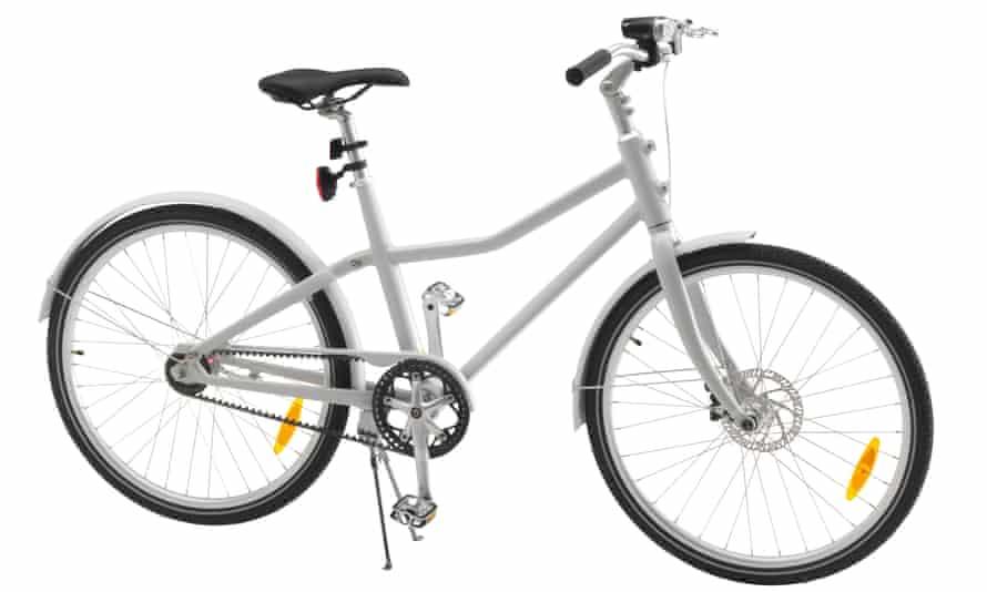Ikea Sladda bike: 'It comes flat-packed, of course.'