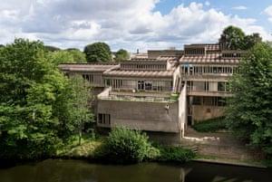 Under threat: Dunelm House, the Students Union for Durham University