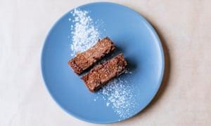 'A good steer': brownies.