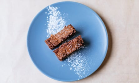 'A good steer': brownies.