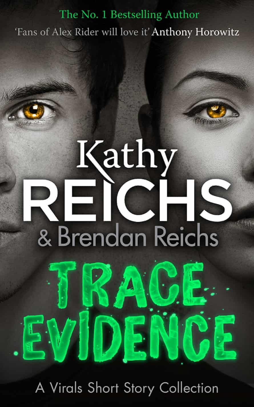 Kathy Reichs Trace Evidence