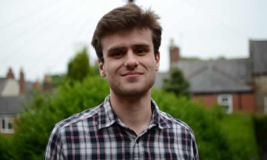 Durham student Alex True