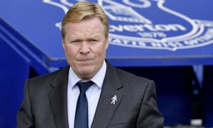Recent defeats and strategic decisions are leading some to question whether Ronald Koeman knows what he's doing.