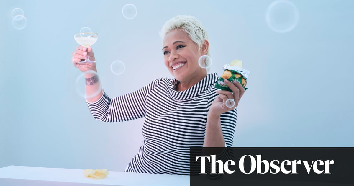 Monica Galetti: 'My goal was to be a chef, it wasn't to be on TV'