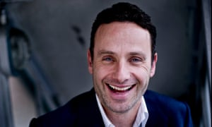 Andrew Lincoln in 2011