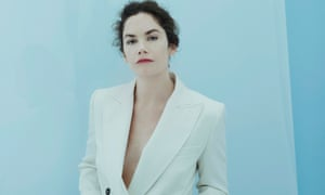 Ruth Wilson found playing a member of her own family 'daunting' and 'scary'.