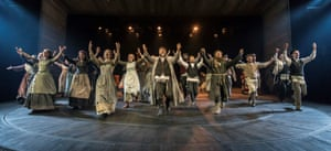 Fiddler On The Roof Review Omid Djalili Delivers The