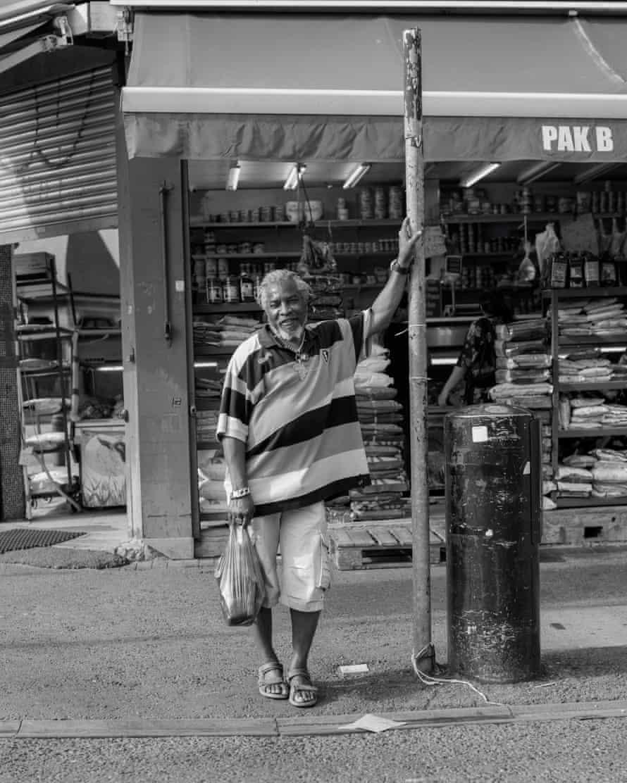 Alfonso at Dalston Market