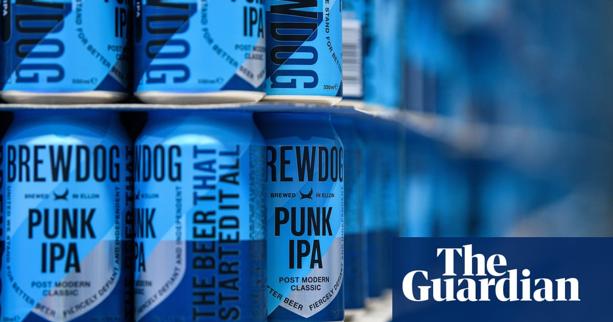 Former BrewDog staff accuse craft beer firm of culture of fear