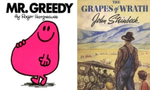 Mr Greedy and The Grapes of Wrath