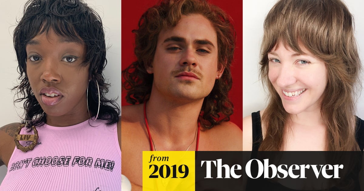 Here S The Long And The Short Of It Mullets Are Back Fashion The Guardian