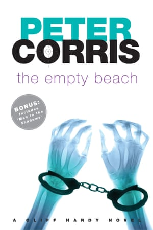 Cover of The Empty Beach by Peter Corris