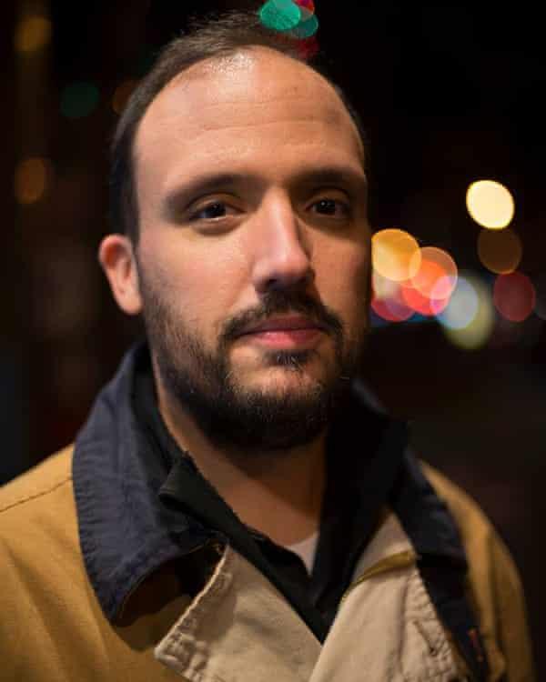 Alex Segura.