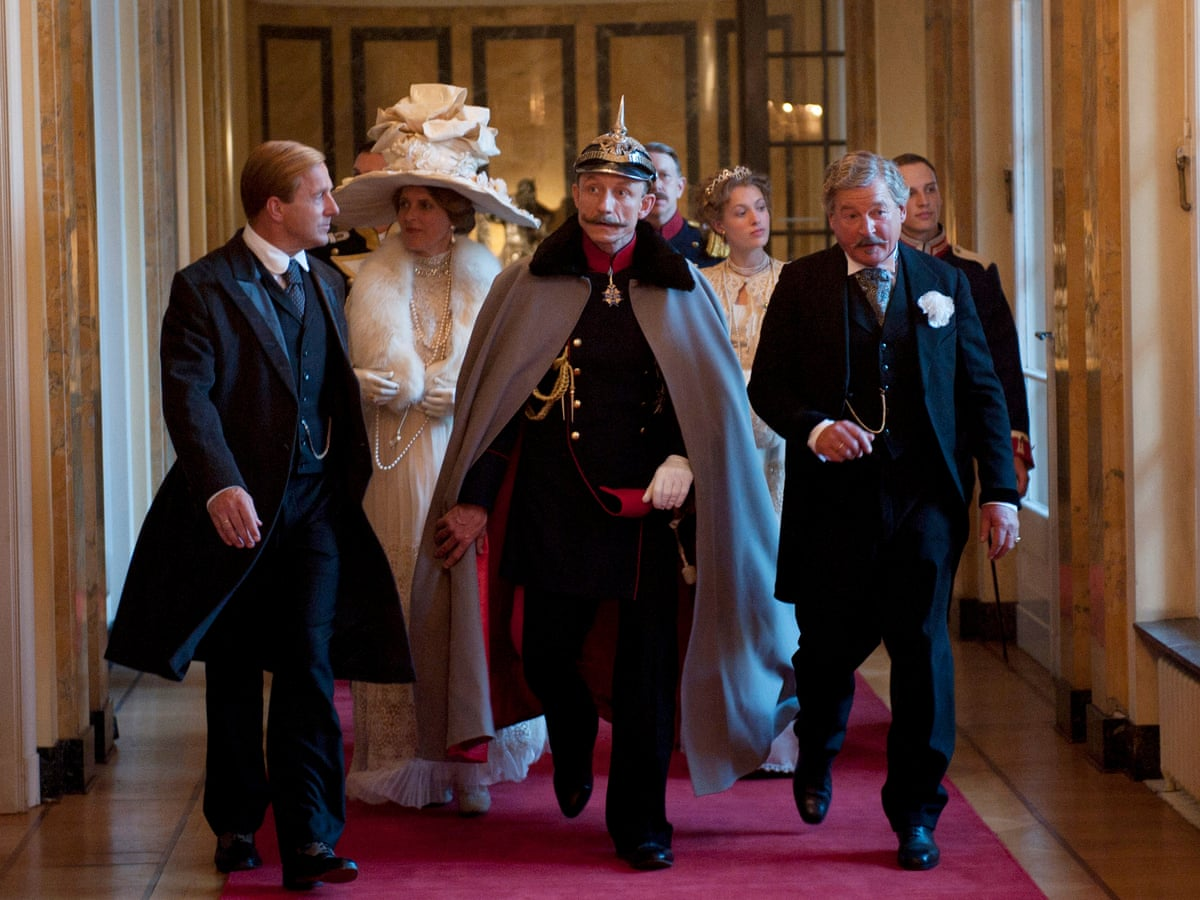 Hotel Adlon Review Reality Can T Excuse This Drama S Ludicrous Plot Twists Television The Guardian