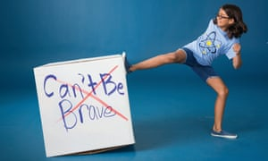 An image from Always' #likeagirl campaign