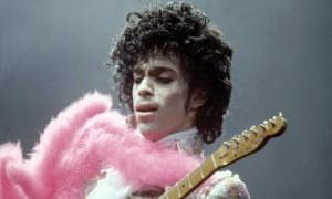 prince circa 1984