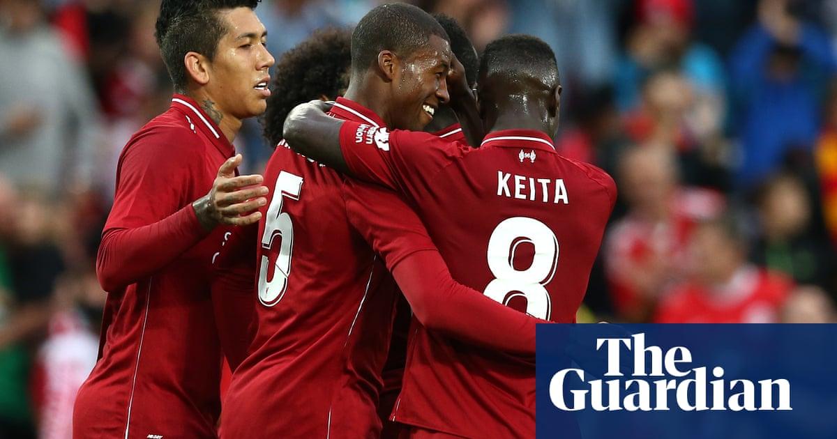 Liverpool complete impressive pre-season with victory over Torino ... 10e2881ef