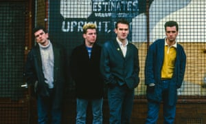 Bigmouth strikes again... The Smiths.