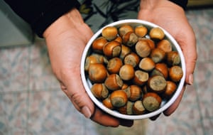 Hazelnuts are a rising star in the plant-based milk arena.