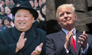 Abby Huntsman called the Kim Jong-un and Donald Trump summit 'that meeting between two dictators'. Photograph: Saul Loeb/AFP/Getty Images