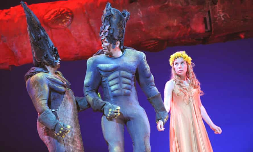 Mariinsky Theatre's staging of Das Rheingold at the Royal Opera House in 2009