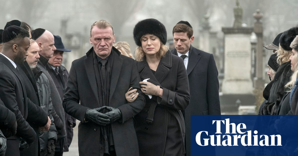 710b1748b09 McMafia may use real Russians – but cod accents are still the norm on TV