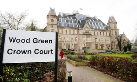 Wood Green crown court in north London