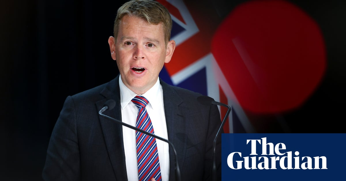 'Spread your legs': New Zealand makes hay with Covid minister's gaffe