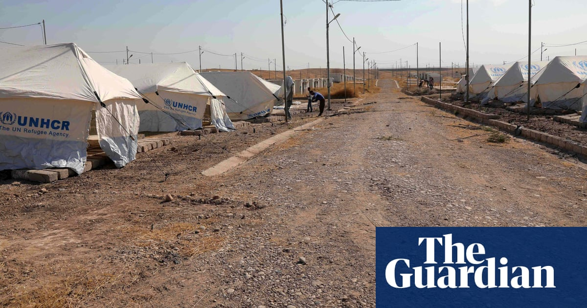 UK urged to repatriate family with Covid from camp on Syria-Iraq border - the guardian