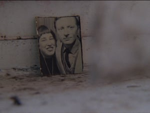 A still of Ray and Liz in younger days from the forthcoming film.