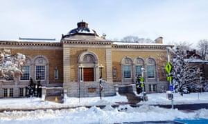 Bangor Public Library, Mainery/