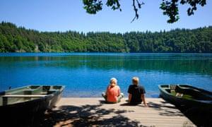 Lac Pavin.