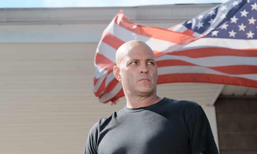 Patriot maims … Vince Vaughn.